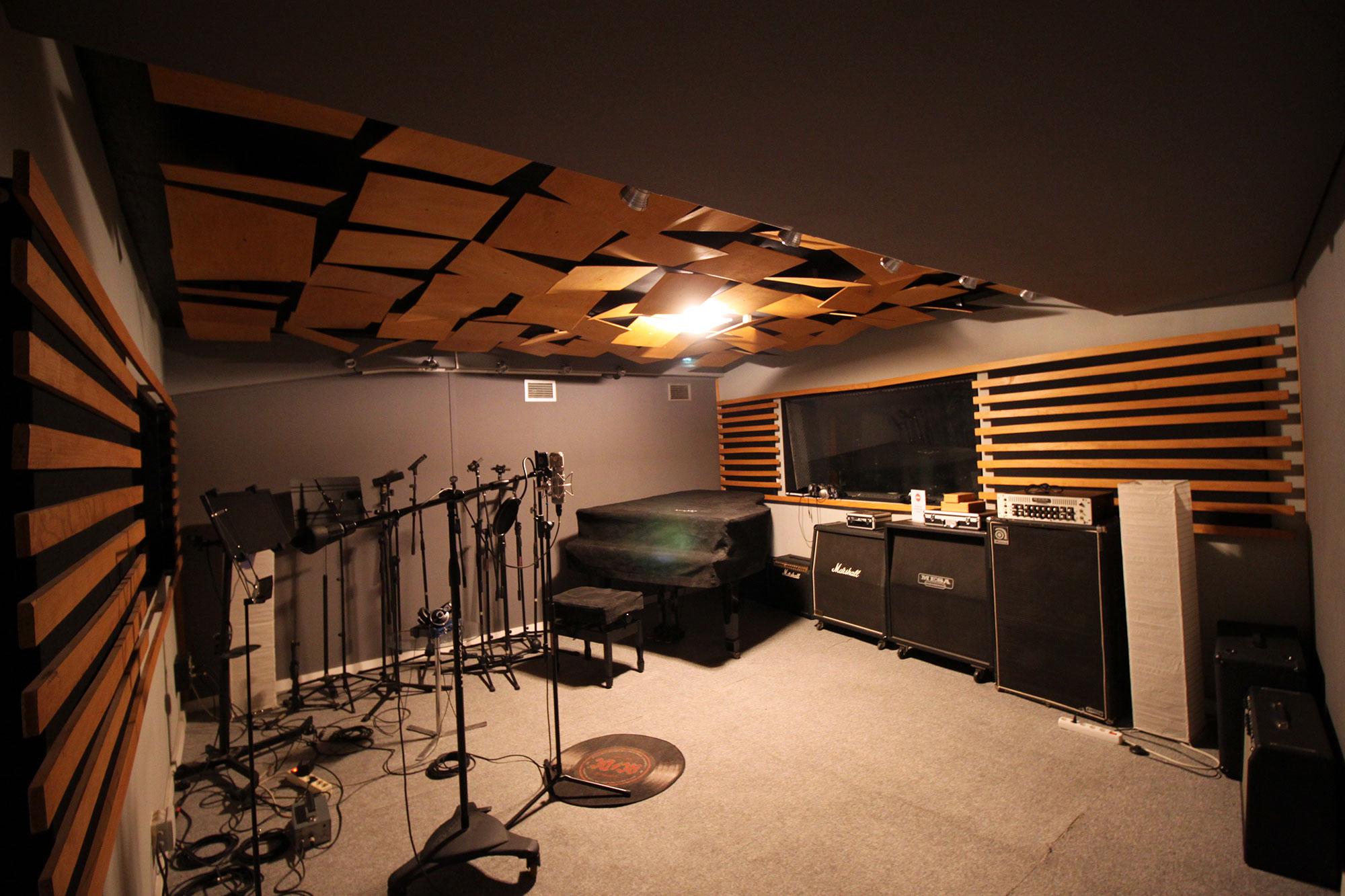 Sala de grabación Mpire Studio
