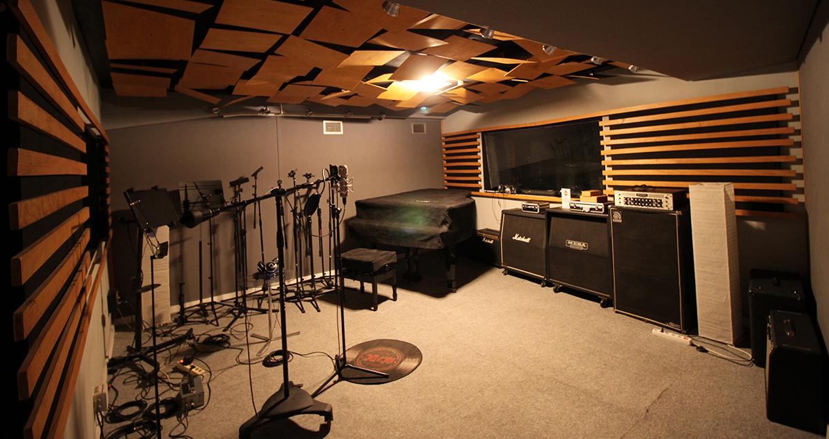 Sala 1 Mpire Studio